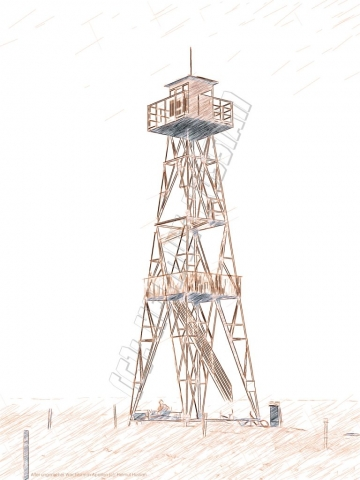 Wachturm in Apetlon