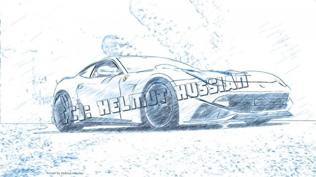 Ferrari Bue